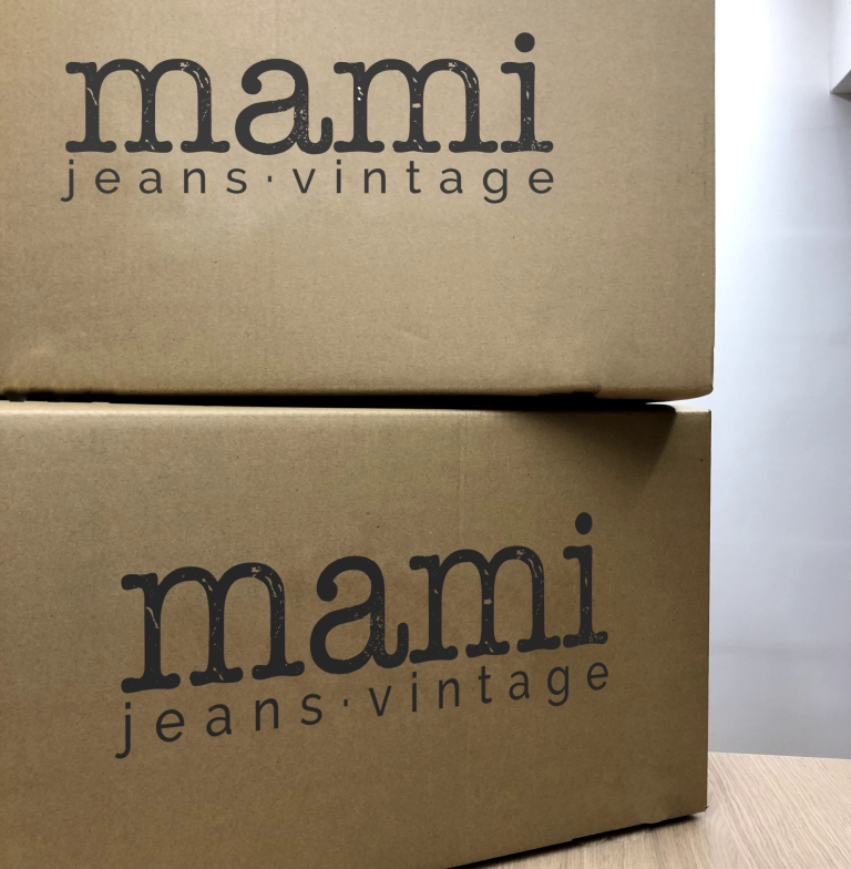 Mami Jeans Vintage - Used Jeans Levis and Customized